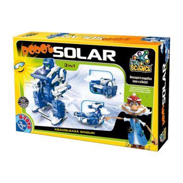 Robot Solar 3 în 1