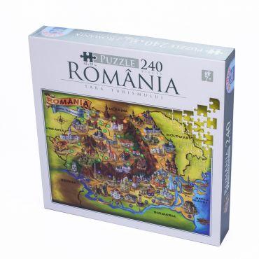 Puzzle 240 - Tara Turismului