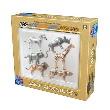Safari Adventures 6 Figurine Animale