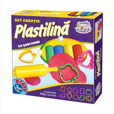 Set Creație Plastilină