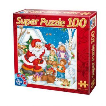Super Puzzle 100 Craciun 2
