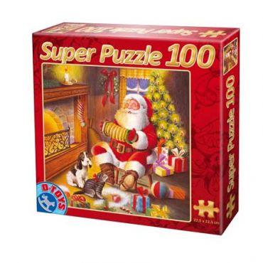 Super Puzzle 100 Craciun 4