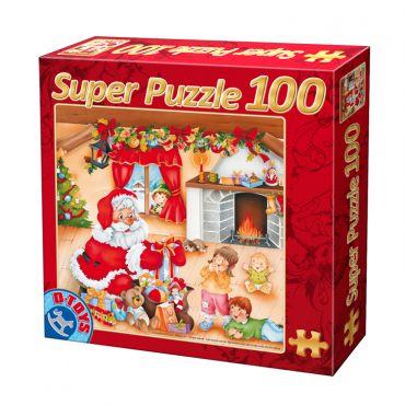 Super Puzzle 100 Craciun   1