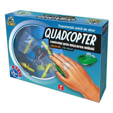 Quadcopter controlată prin Gesturi