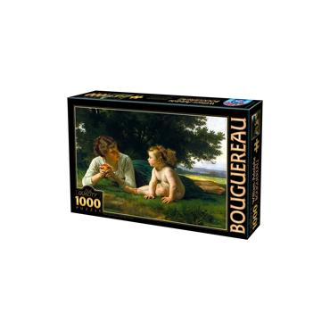 Puzzle 1000 Bouguereau 02
